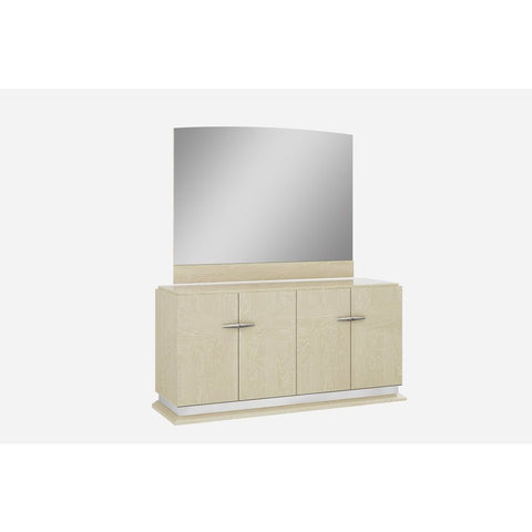 J&M Furniture Chiara Buffet w/Mirror