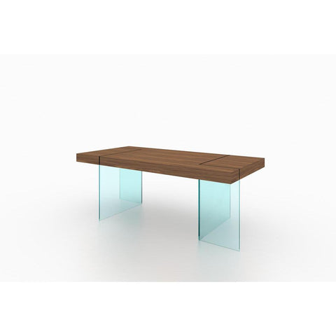 J&M Elm Modern Dining Table