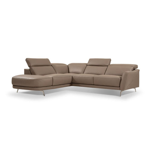 J&M Furniture I730 Sectional in Taupe