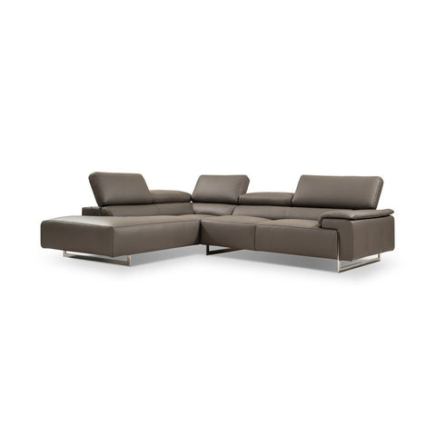 J&M Furniture I794 Sectional in Grey
