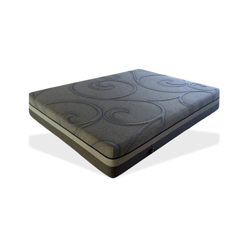 J&M Furniture Luxury Gel Memory Foam Mattress
