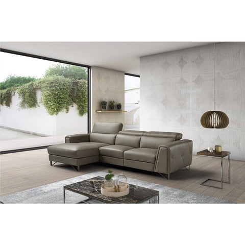 J&M Furniture Magic Sectional in Taupe