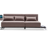 J&M Furniture Premium Sofa Bed JH033 in Biege