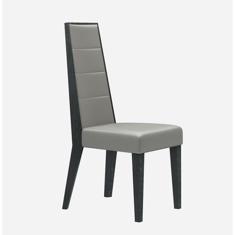 J&M Furniture Valentina Dining Chair in Grey