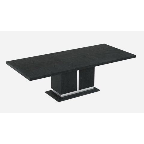 J&M Furniture Valentina Dining Table in Grey