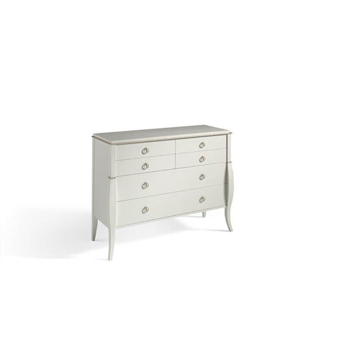 J&M Furniture Valeria Dresser in Natural Oak Veneer