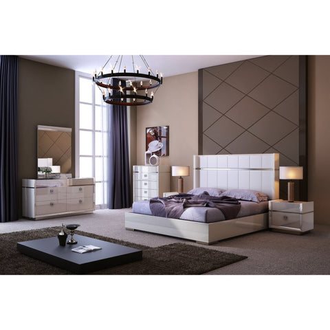 J&M Paris 6 Piece Bedroom Set