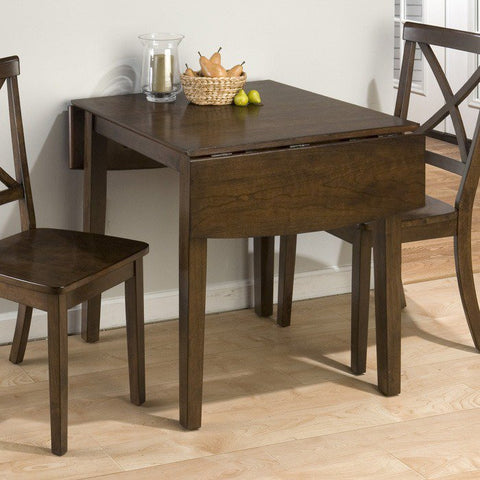 Jofran 342-48 Taylor Cherry Double Drop Leaf Dining Table
