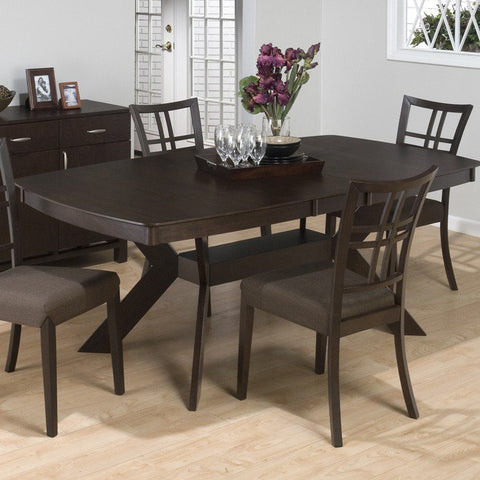 Jofran 471-78 Ryder Ash Butterfly Leaf Dining Table