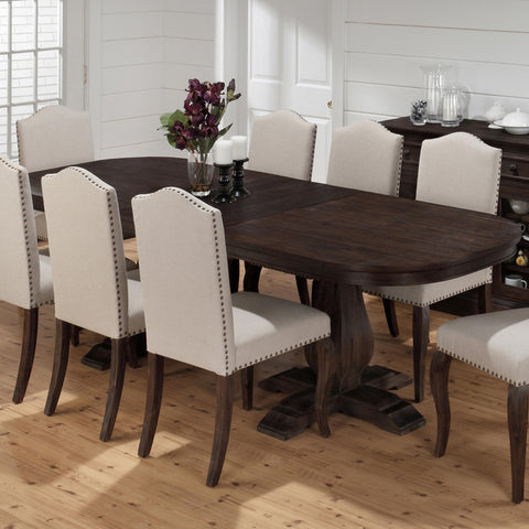 Jofran 634-102 Dining Table w/ Butterfly Leaf