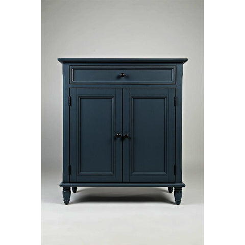Jofran Avignon Accent Chest in Cornflower