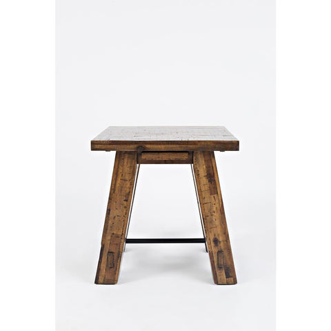Jofran Cannon Valley Trestle End Table