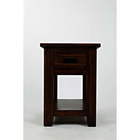 Jofran Coolidge Corner One Drawer Chairside Table