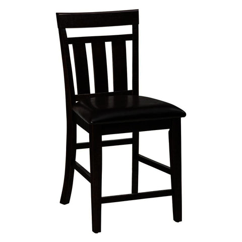 Jofran Kona Grove Slatback Counter Stool