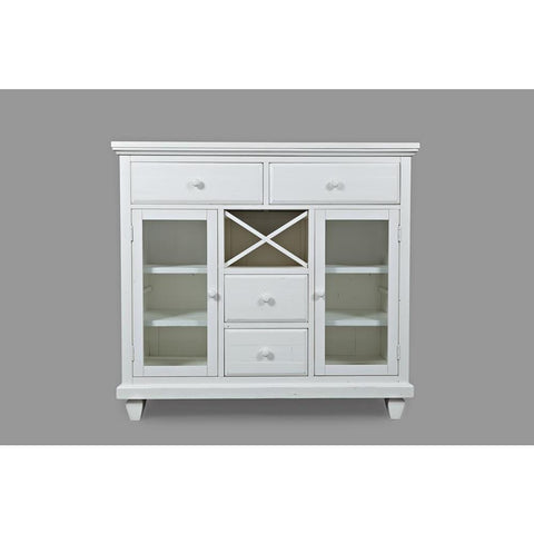 Jofran Madaket Sideboard in White