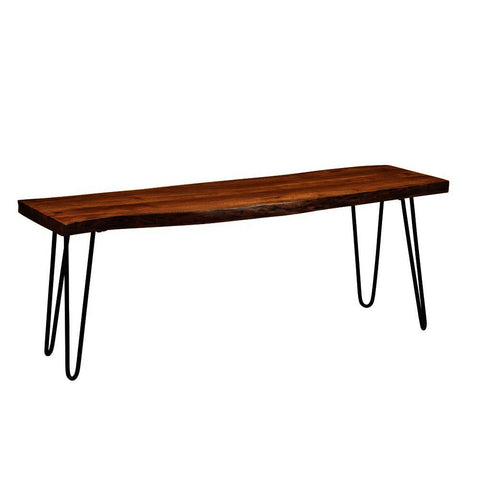 Jofran Natures Edge 48 Inch Bench