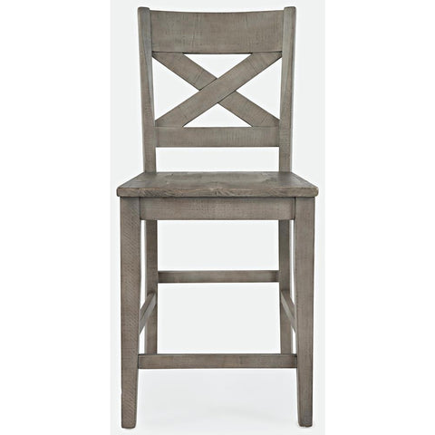 Jofran Outer Banks X-Back Counter Stool