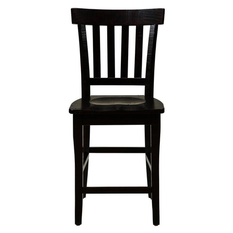 Jofran Prospect Creek Slatback Counter Stool