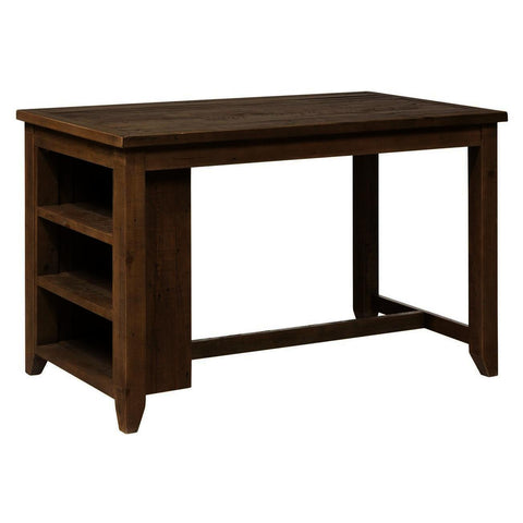 Jofran Slater Mill Counter Height Storage Table