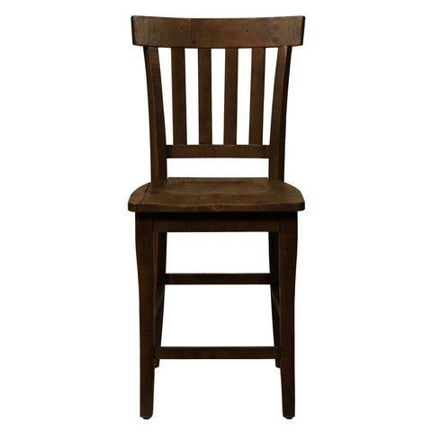 Jofran Slater Mill Slatback Counter Height Stool