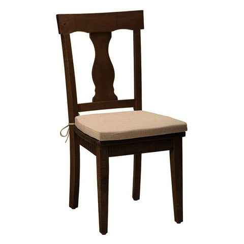Jofran Slater Mill Splat Back Dining Chair