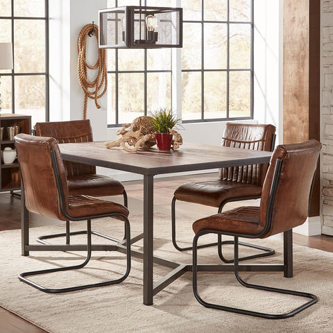 Jofran Studio 16 5 Piece Dining Room Set