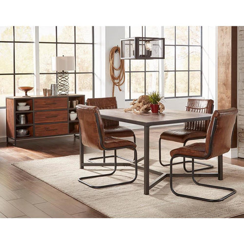 Jofran Studio 16 6 Piece Dining Room Set