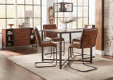 Jofran Studio 16 6 Piece Counter Height Table Set