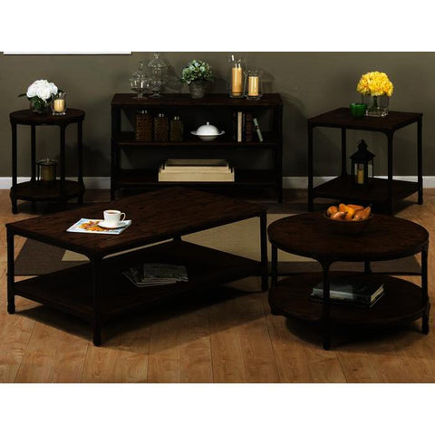 Jofran Urban Nature 5 Piece Coffee Table Set