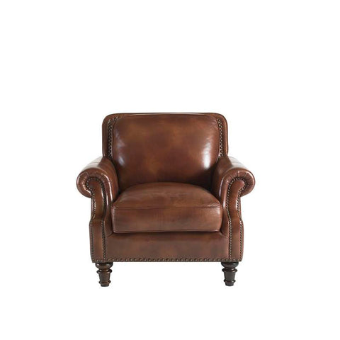 Lazzaro Bentley Chair in Rustic Sauvage