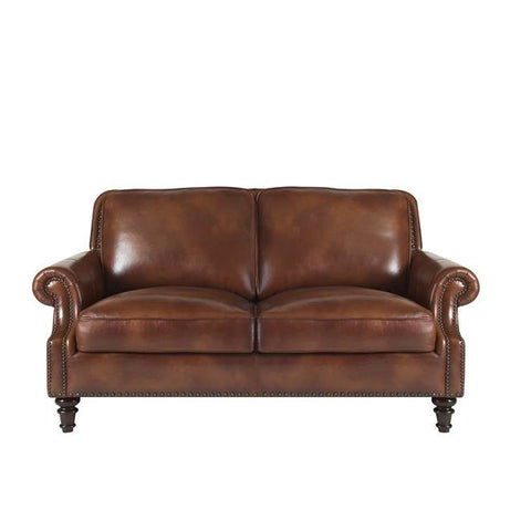 Lazzaro Bentley Loveseat in Rustic Sauvage