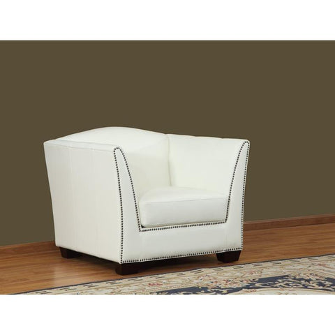Lazzaro Marilyn Chair in White