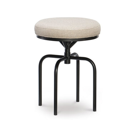 Legacy Crossroads Stool in Midnight Black