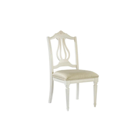 Legacy Enchantment Upholstered Chair In Off White