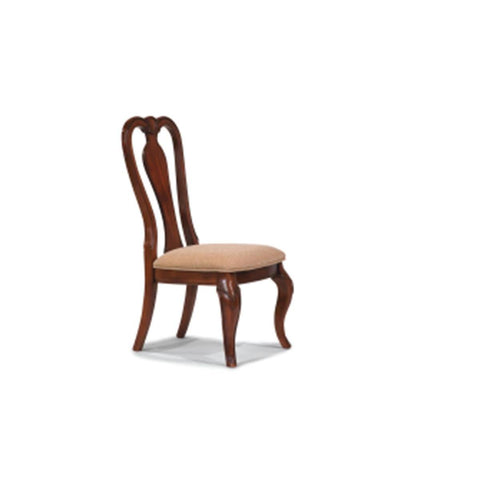 Legacy Evolution Queen Anne Side Chair In Rich Auburn