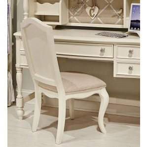 Legacy Harmony Chair In Antique Linen White