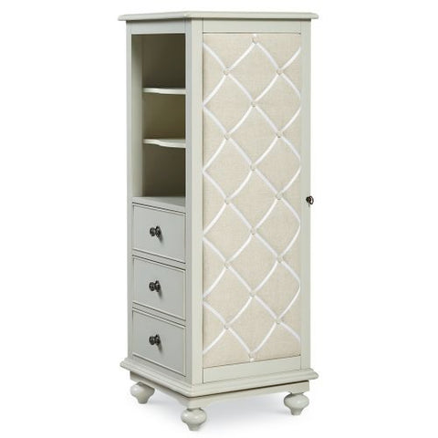 Legacy Inspirations 360 Dreamer Chest in White