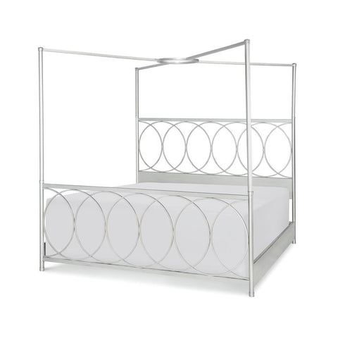 Legacy Rachael Ray Cinema Metal Canopy Bed