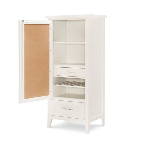 Legacy Rachael Ray Everyday Pantry Cabinet in Sea Salt