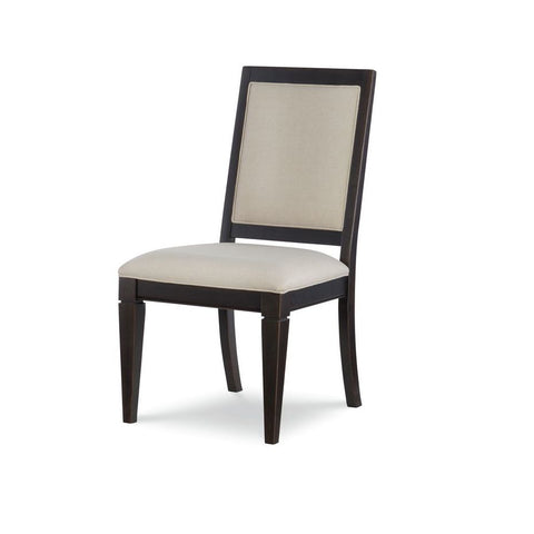 Legacy Rachael Ray Everyday Upholstered Back Side Chair in Peppercorn