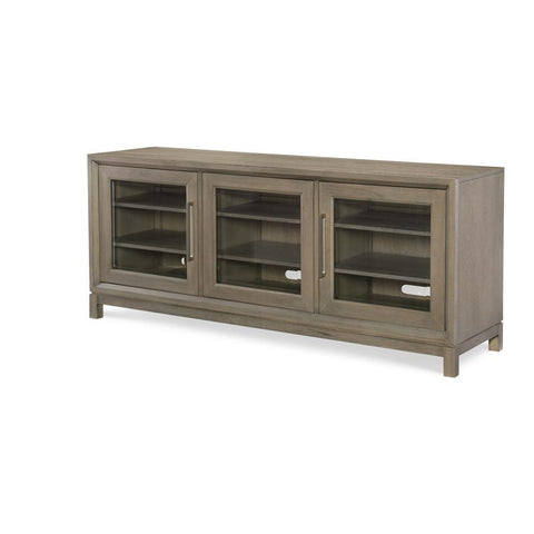 Legacy Rachael Ray High Line Entertainment Console in Soothing Greige