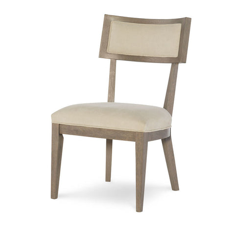 Legacy Rachael Ray High Line Klismo Side Chair in Soothing Greige