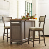 Legacy Rachael Ray High Line Pub Chair in Soothing Greige