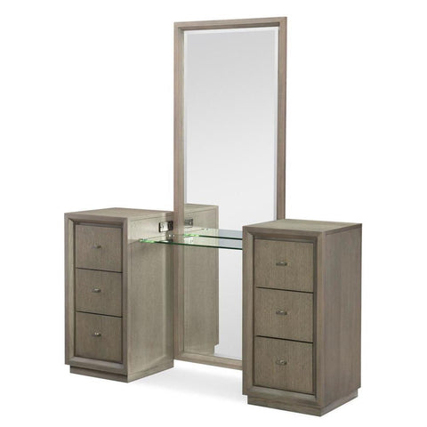 Legacy Rachael Ray High Line Vanity in Soothing Greige