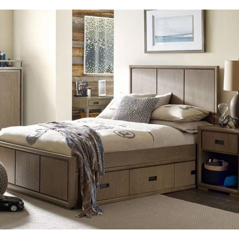 Legacy Rachael Ray Hudson 2 Piece Panel Bedroom Set