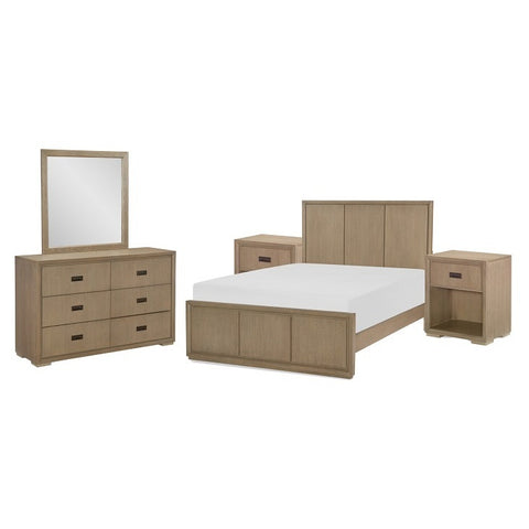 Legacy Rachael Ray Hudson 4 Piece Panel Bedroom Set