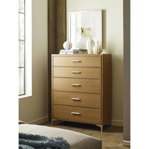 Legacy Rachael Ray Hygge Drawer Chest in Cashmere