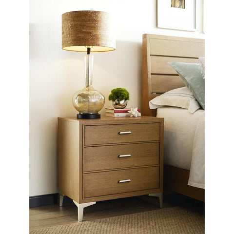 Legacy Rachael Ray Hygge Nightstand in Cashmere