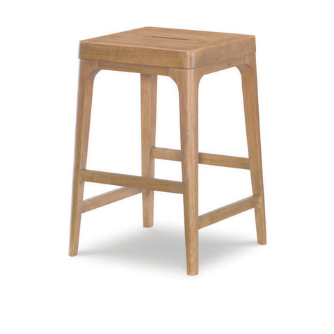 Legacy Rachael Ray Hygge Stool in Cashmere