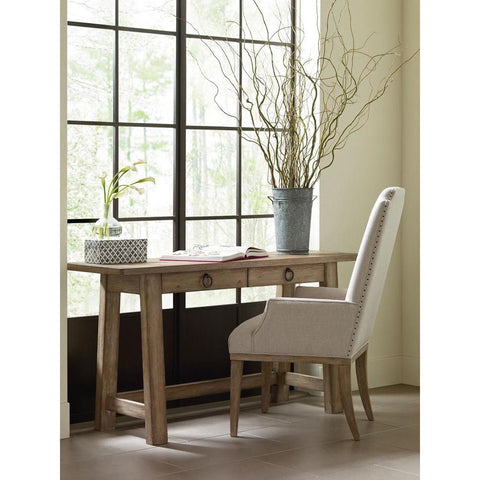 Legacy Rachael Ray Monteverdi Desk/Console in Sun-Bleached Cypress
